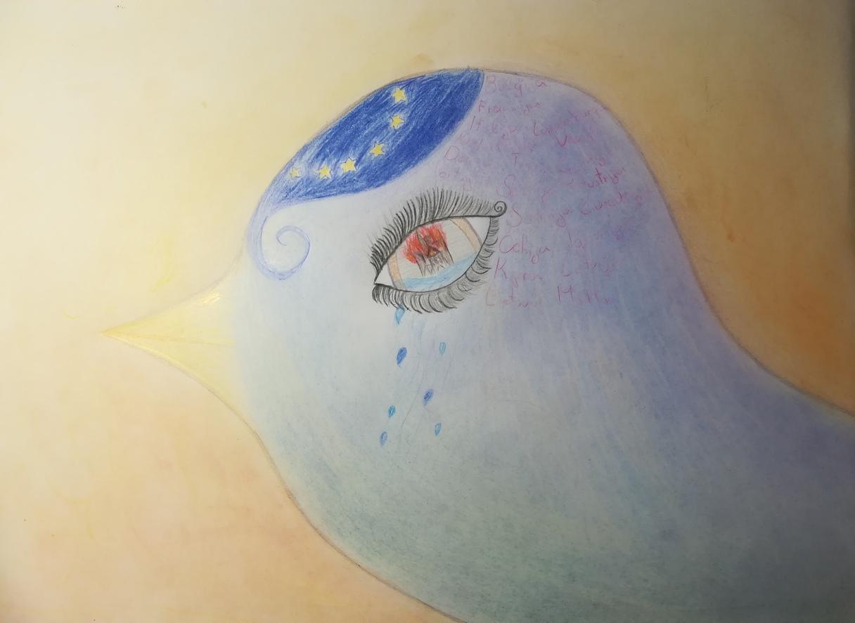 Guna Līvmane - Eiropas Putns